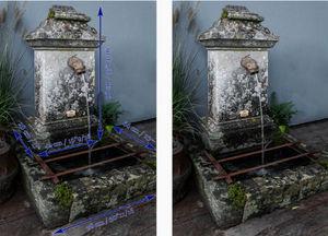 GALERIE MARC MAISON -  - Wall Fountain