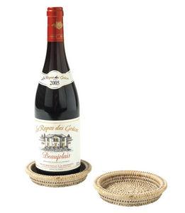ROTIN ET OSIER - toinette - Wine Coaster