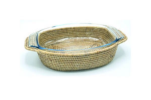 ROTIN ET OSIER - ovale maiwenn - Baking Dish