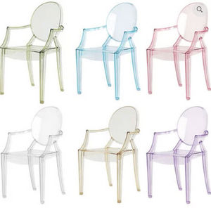 SIDE - lou lou ghost - Children's Armchair