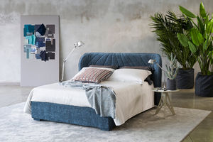 Milano Bedding - victoria bleu - Double Bed