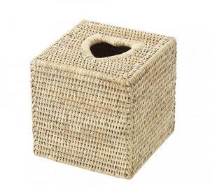 ROTIN ET OSIER - cassis - Tissues Box Cover
