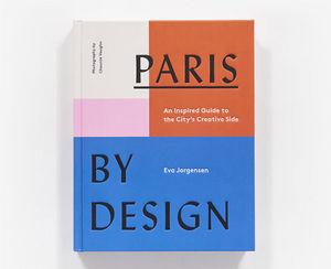 Abrams - paris by design - Travel Book