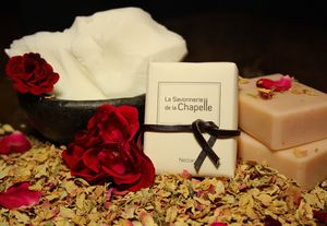 LA SAVONNERIE DE LA CHAPELLE -  - Natural Soap