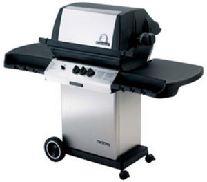 Omc Barbecues -  - Gas Fired Barbecue