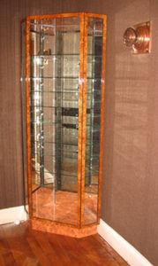 Vitrinexpo27 - 6500 - Corner Display Cabinet