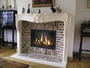 Bodart & Gonay - solaris - Closed Fireplace