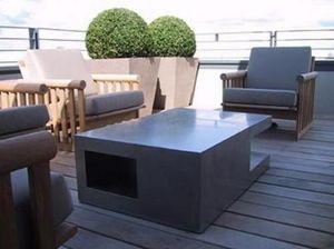 Bowwow -  - Rectangular Coffee Table