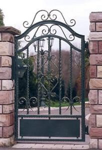 Rc System Aleurope -   - Entrance Gate