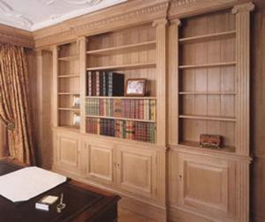 Malcolm E. White & Son -  - Bookcase