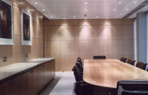 Interior & Facility Contracts -  - Meeting Table