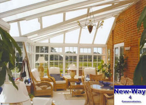 fireplace designers -  - Conservatory