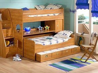 Mezzaline - calypso - Mezzanine Bed Child