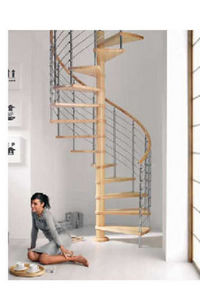 SK-SYSTEME - diable c1400 - Spiral Staircase