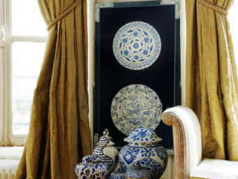 Iksel - iznik plates - Decorative Panel