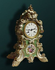 Le grenier de Vauban -  - Antique Clock