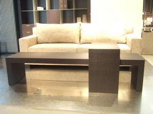 Armani Casa - san francisco - Rectangular Coffee Table