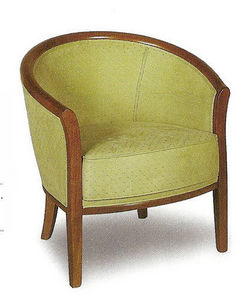Canapes Freddy Laur -  - Cabriolet Chair