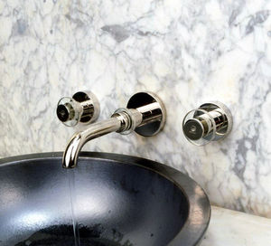 Volevatch -  - Three Hole Basin Mixer