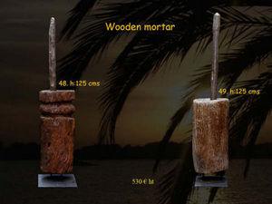 Timor -  - Mortar And Pestle