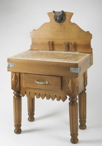 CHABRET - billot antiquaire - Butchers' Block
