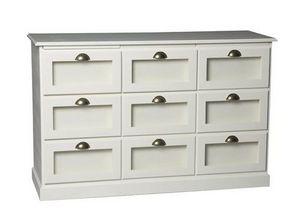 HOMES IN HEAVEN -  - Drop Door Storage Cabinet