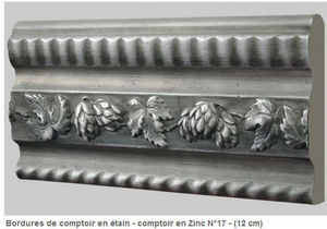 ATELIERS NECTOUX -  - Bar Edging