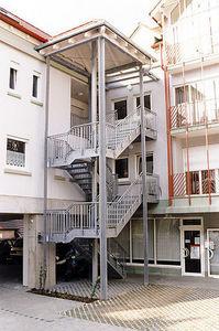 Schody Stadler -  - Outside Staircase