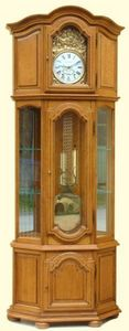 Horlogis - horloge vitrine - Grandfather Clock