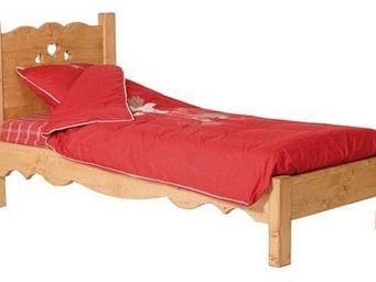 Azur Confort - chartreuse - Single Bed