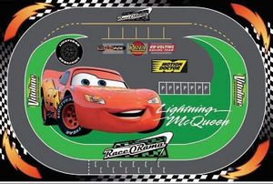Abc - walt disney actionline - Game Mat