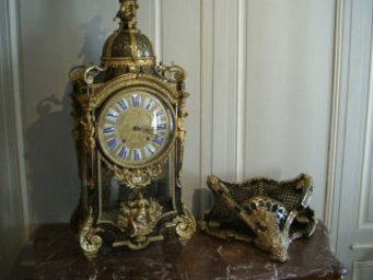 Camille Burgi -  - Antique Clock