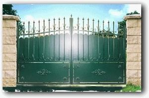 Cadiou Industrie -  - Entrance Gate