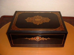 Marysa - cave a odeurs (signee tahan) - Perfume Box