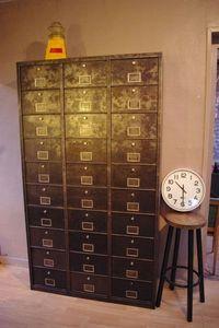 LE MARCHAND D'OUBLIS - roneo - Drop Door Storage Cabinet
