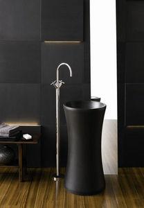 NEUTRA -  - Pedestal Washbasin