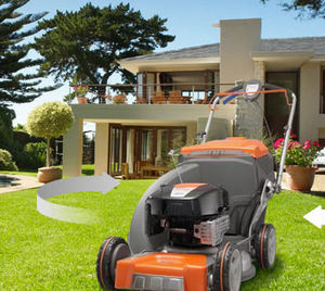 Husqvarna France -  - Self Propelled Lawnmower