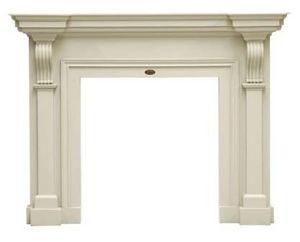 De Kercoet - che02 - Fireplace Mantel
