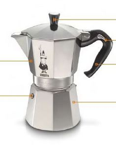 Bialetti -  - Moka Coffee Maker