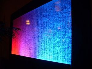 Espace d'eau  France -  - Water Feature Wall