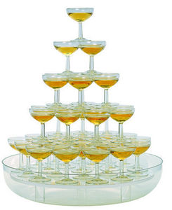 Stellinox -  - Champagne Pyramid