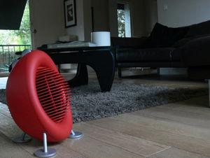 air naturel - max rouge - Electric Radiator