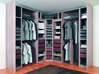 Sogal - élégance - Corner Dressing Wardrobe