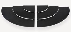 Rigaflex - escalier 1/4 de rond - Buffet Display Stand