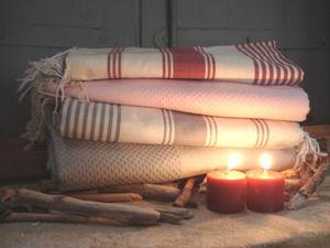 FOUTA ONE - nid d'abeille - Fouta Hammam Towel