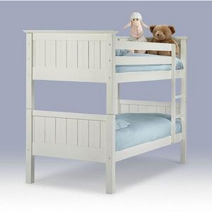 Abode Direct - cameo painted bunk bed - Bunk Bed