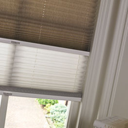 Thomas Sanderson - day & night window blinds - overview - Light Blocking Blind