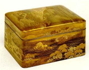 MIESSENGALLERY - bunko - Jewellery Box
