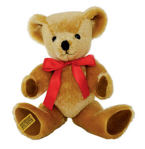 MERRYTHOUGHT - ironbridge gold mohair - Soft Toy