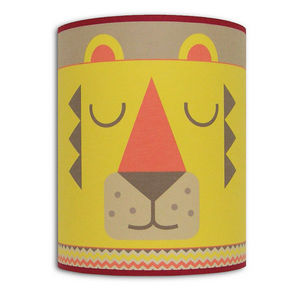 Art et Loupiote - lion - Children's Wall Lamp